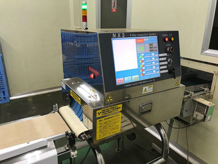 X線異物検査装置